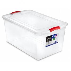 Caja Plástica Wenco Multiuso WenBox 61lts