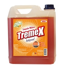 Antigrasa Tremex Aroma Naranja 5 Lts
